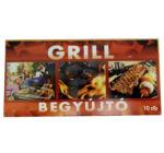 grill begyújtó