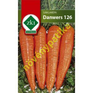 Danwers 126 sárgarépa