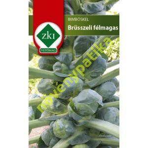 Brüsszeli félmagas bimbóskel