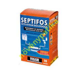 Septifos emésztő tisztító 10 db
