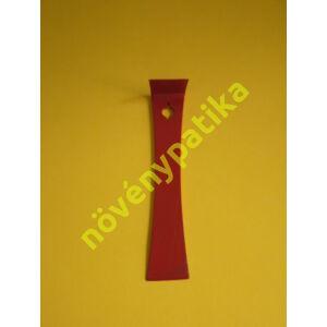 Kaptárvas piros 20 cm