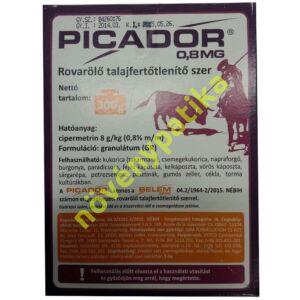 Picador 0,8 MG talajfertőtlenítő szer 300 g